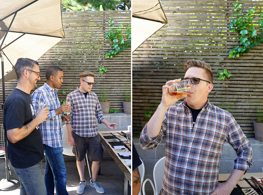 Father's Day Camp Grilling and Beer Tasting with Whole Foods Market  /  www.goodonpaperdesign.com/blog/fathers-day-camp-grilling-and-beer-tasting-with-whole-foods-market  /  @good_on_paper