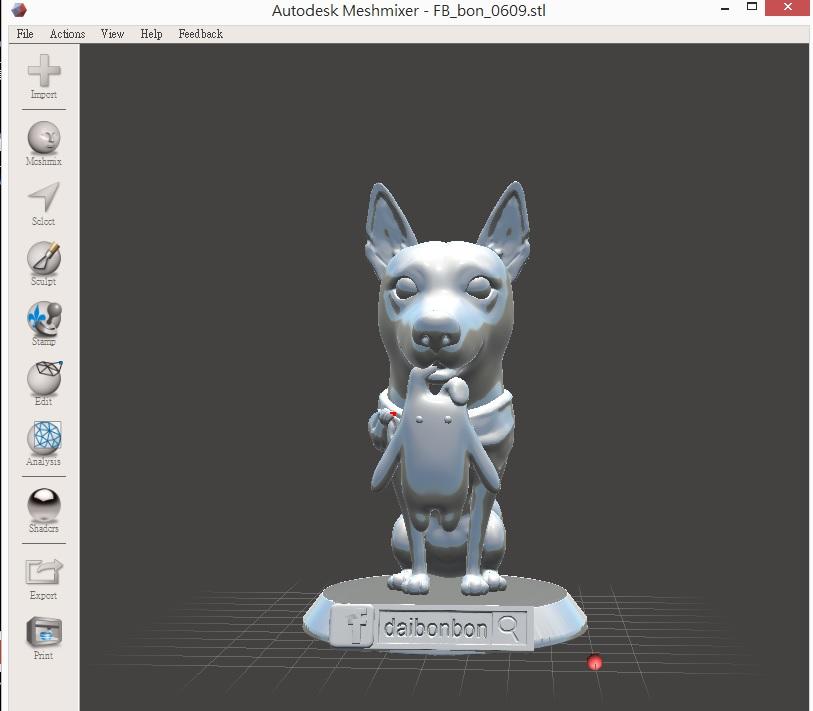 達億機械 3D列印機 代印服務