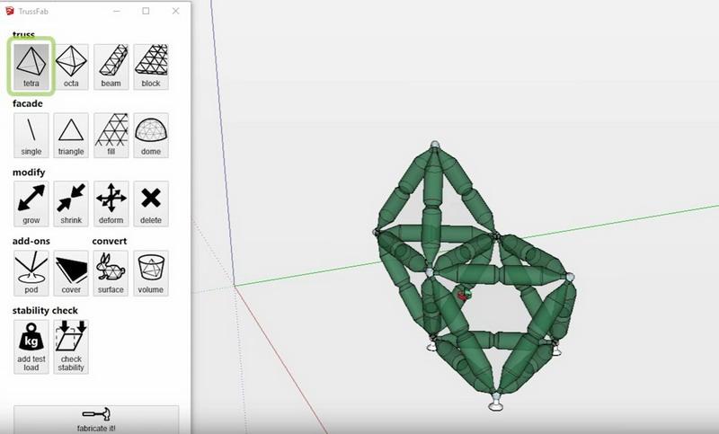 特製 3D 列印卡榫,讓寶特瓶的造型有無限的可能性。