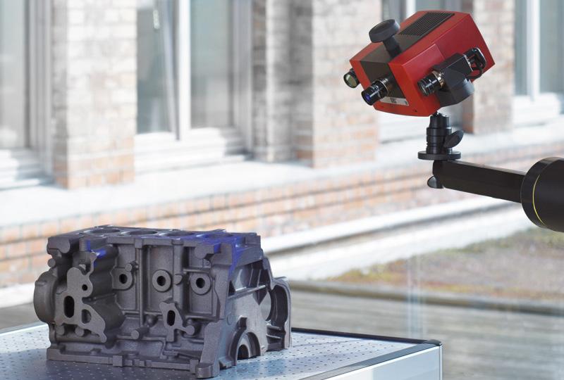 ATOS 3D掃描