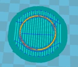 3D列印機CURA-RAFT設定