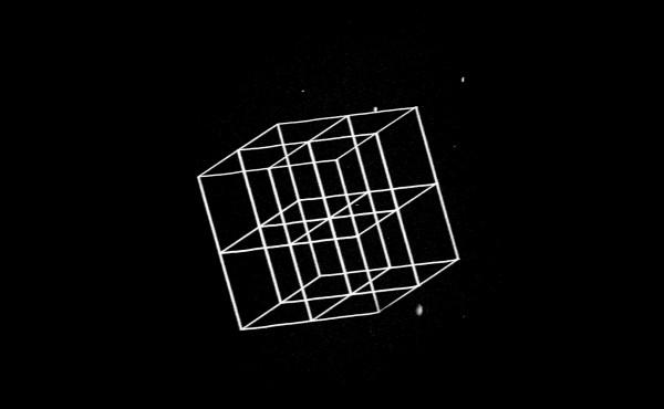 這也是MIT研究團隊利用「內爆製造」縮小而成的奈米結構。  地球圖輯隊