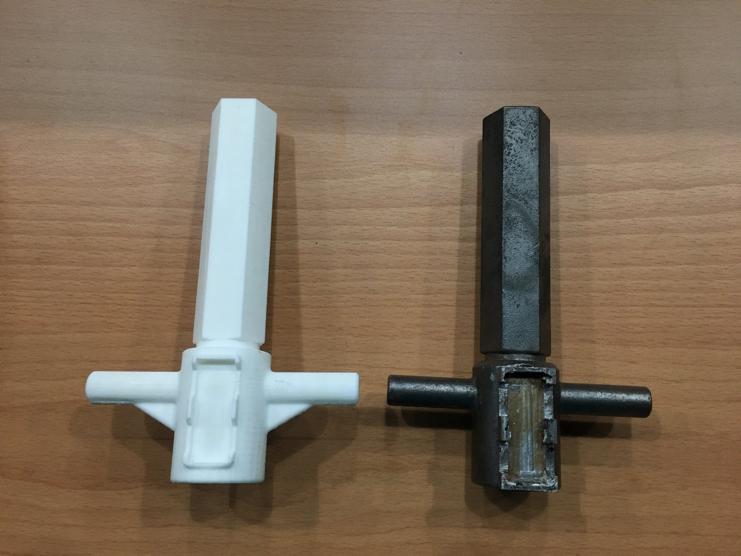 達億KINGSSEL3D列印機、ATOM3d列印機治具應用