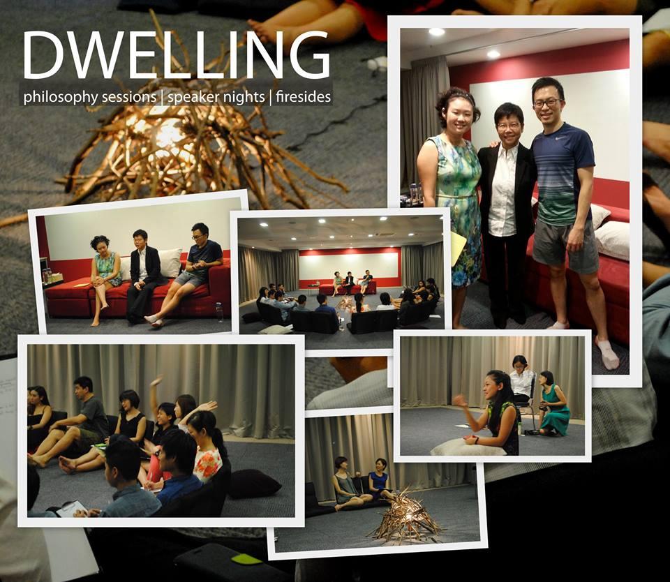 Dwelling Performanc Speaker Night