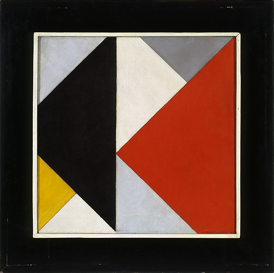 Theo van Doesburg,  Counter composition XIII , 1929, Peggy Guggenheim Collection, Venice.