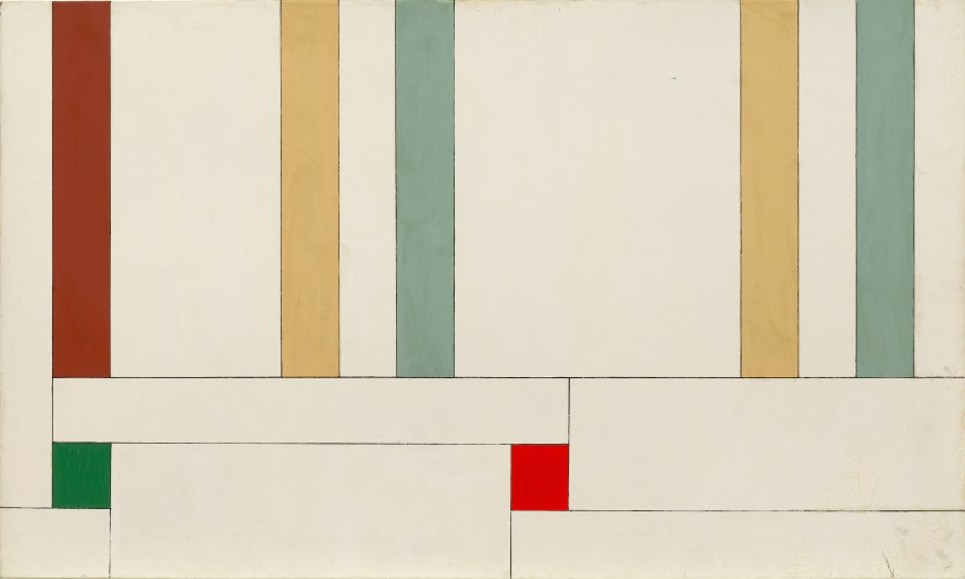 Georges Vantongerloo,  Composition 13478 / 15 , 1937, Guggenheim Museum, New York.