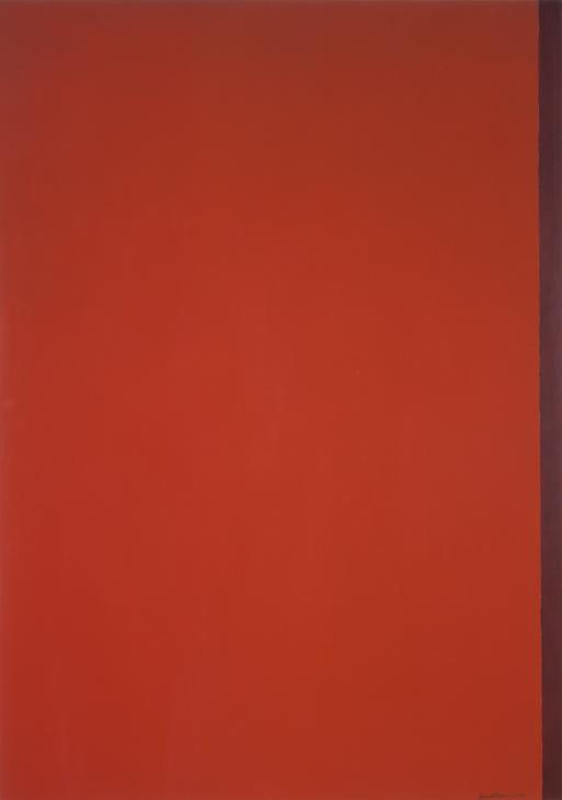 Barnett Newman,  Eve , 1950, Tate Modern, London.