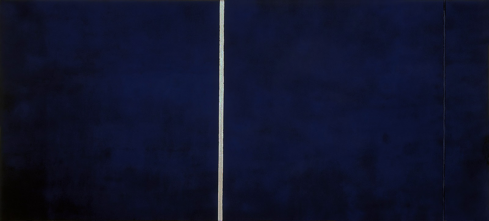 Barnett Newman,  Cathedra magna , 1951, Stedelijk Museum, Amsterdam.