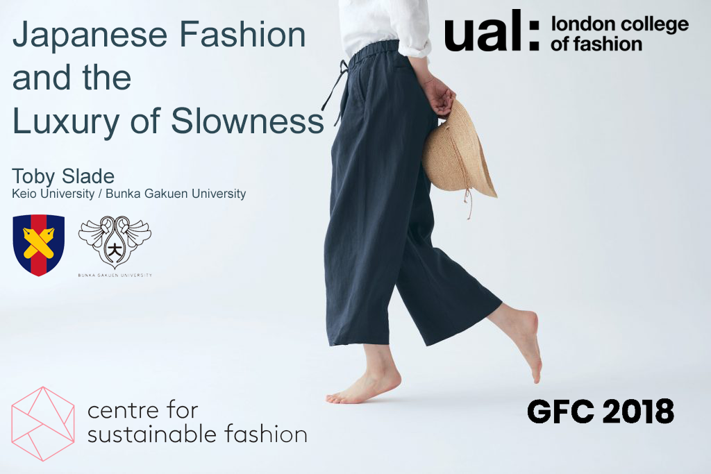 2018 Global Fashion Conference - London College of Fashion
