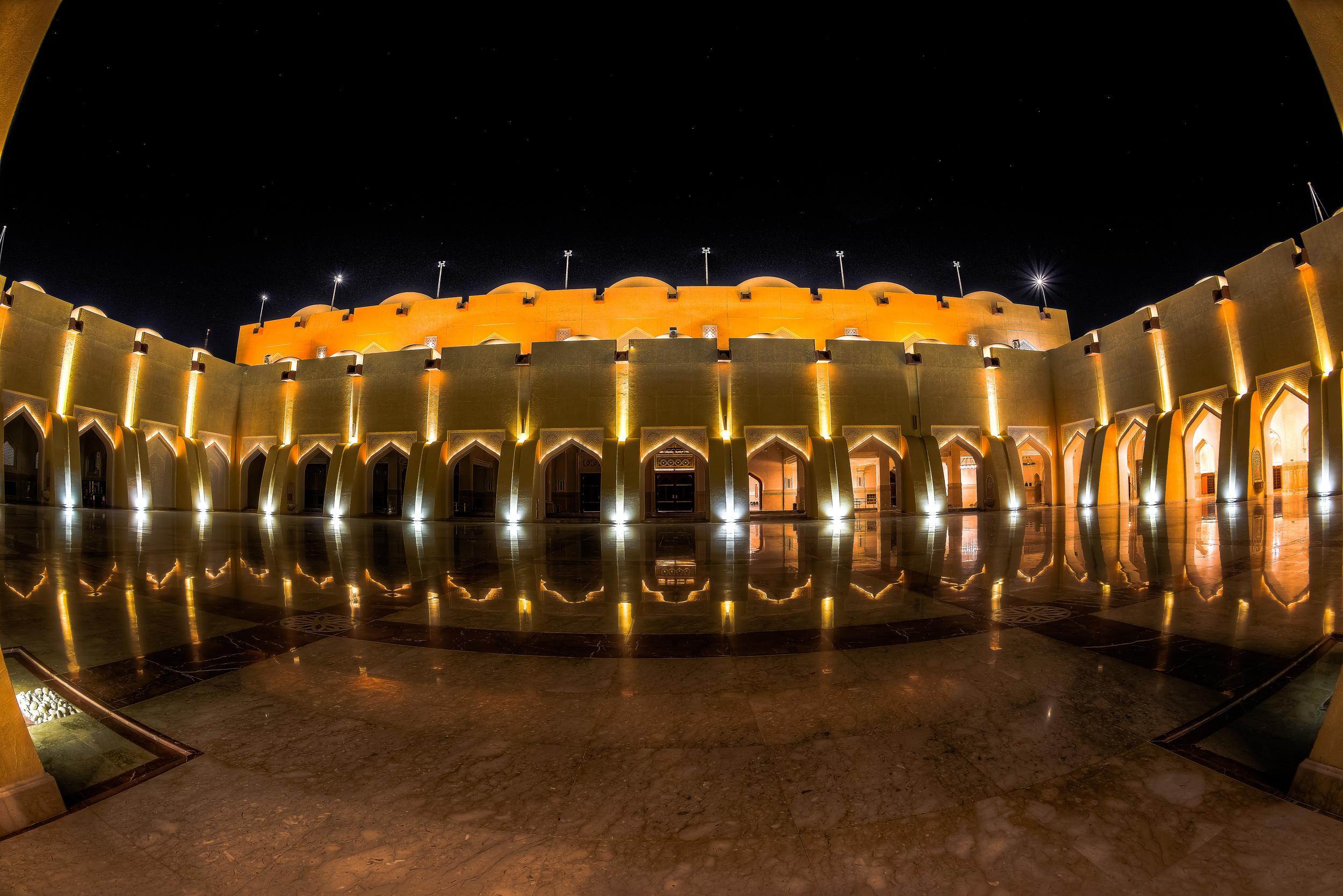 Abdel Wahab Mosque - 2010