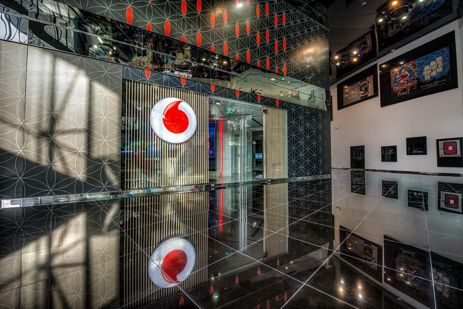 Vodafone Store - 2013