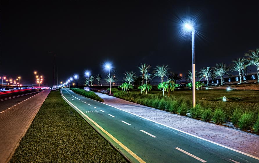 NDIA Solar Lighting - 2011