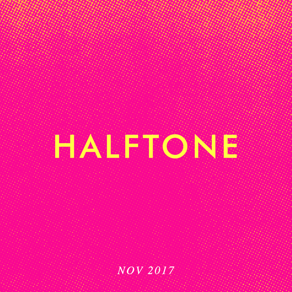 Find our work at the Halftone Print Fair. Nov 2nd - 19th. The Library Project, Temple Bar - Dublin.