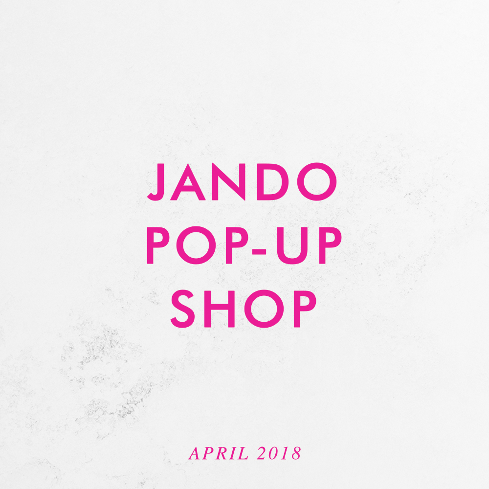 Read all about our pop-up shop in Kilkenny, Nassau St. for the entire month of April.