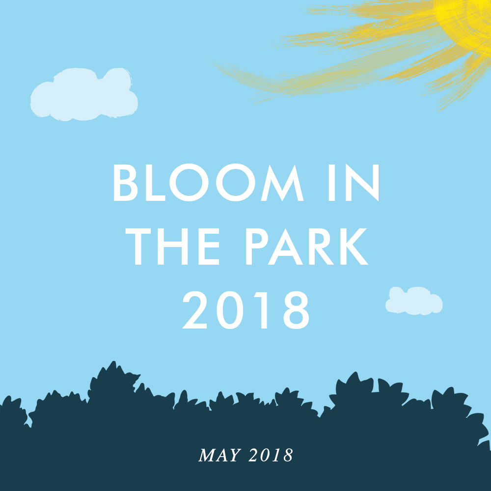 Visit us at Bloom In The Park this June Bank Holiday Weekend. Stand 02 - DCCOI Craft Village.