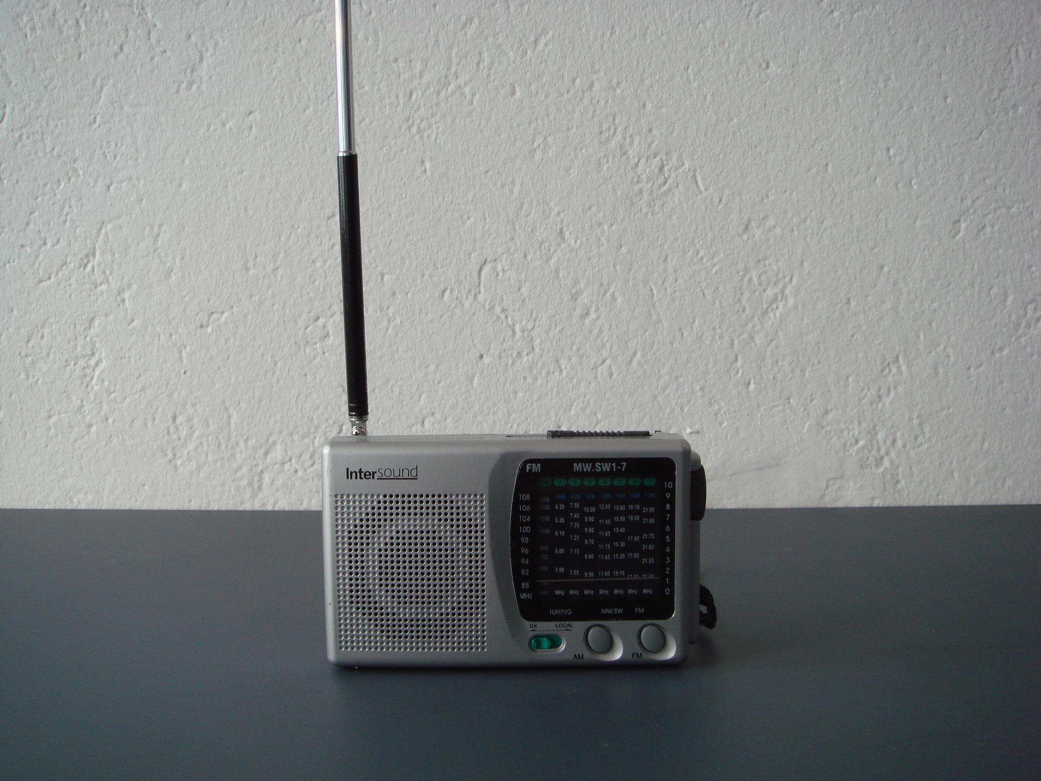 intersound world reciever