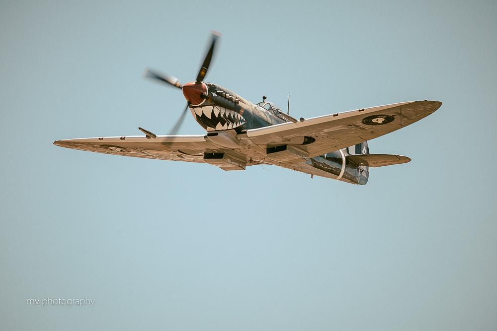 RAAF MK.VIII Spitfire Avalon AIrshow