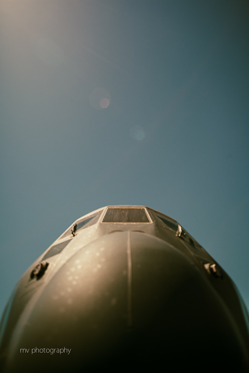 C130 Hercules Avalon Air show detail