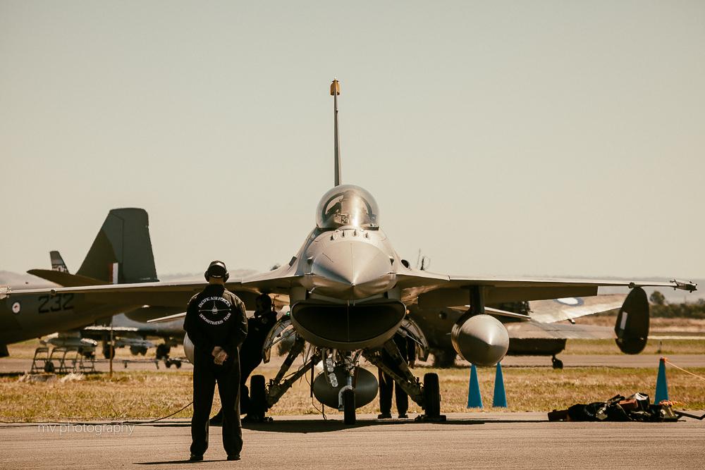 F16 Fighting Falcon Avalon Airshow