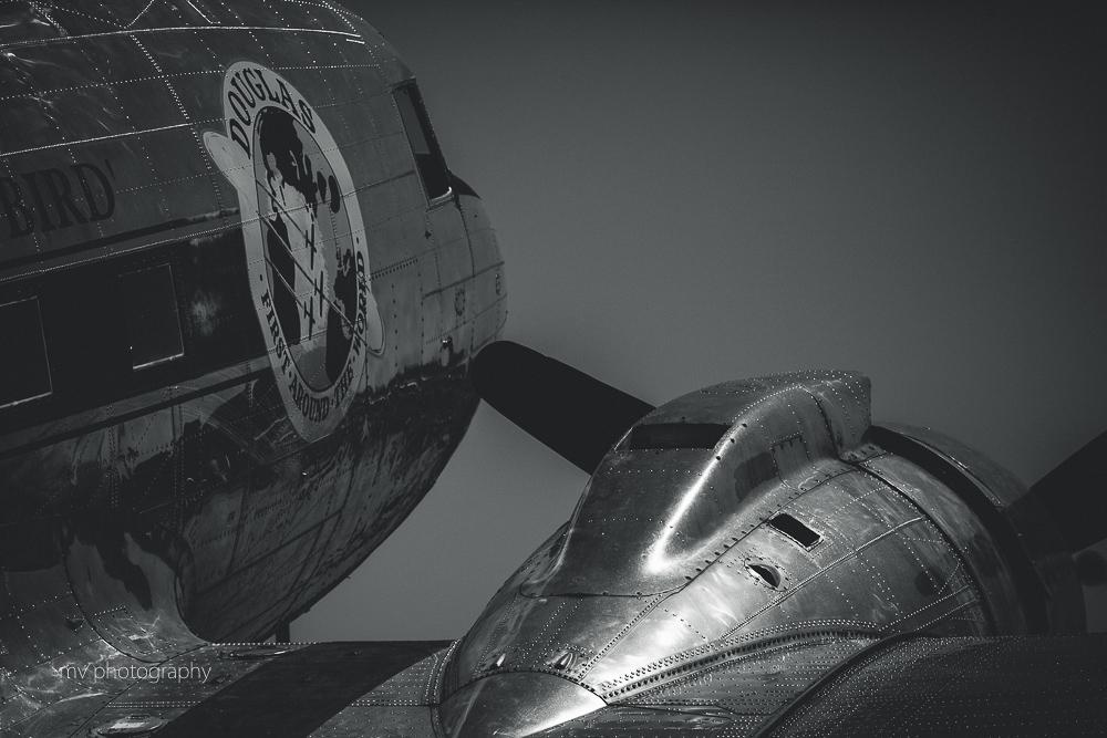 Douglas DC-3 Avalon Airshow
