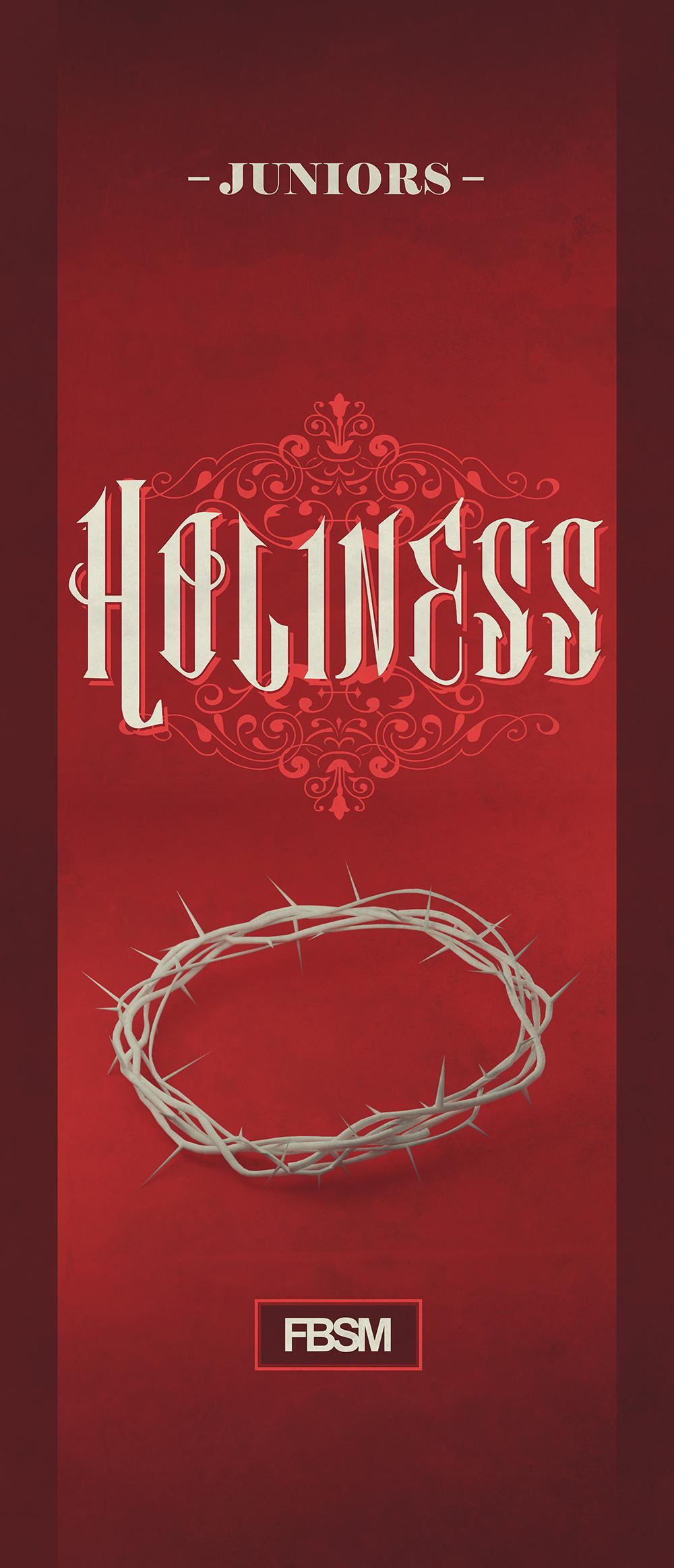 Poster  - Holiness 1.jpg