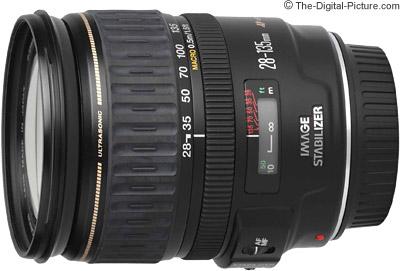 Standard Stock Lens