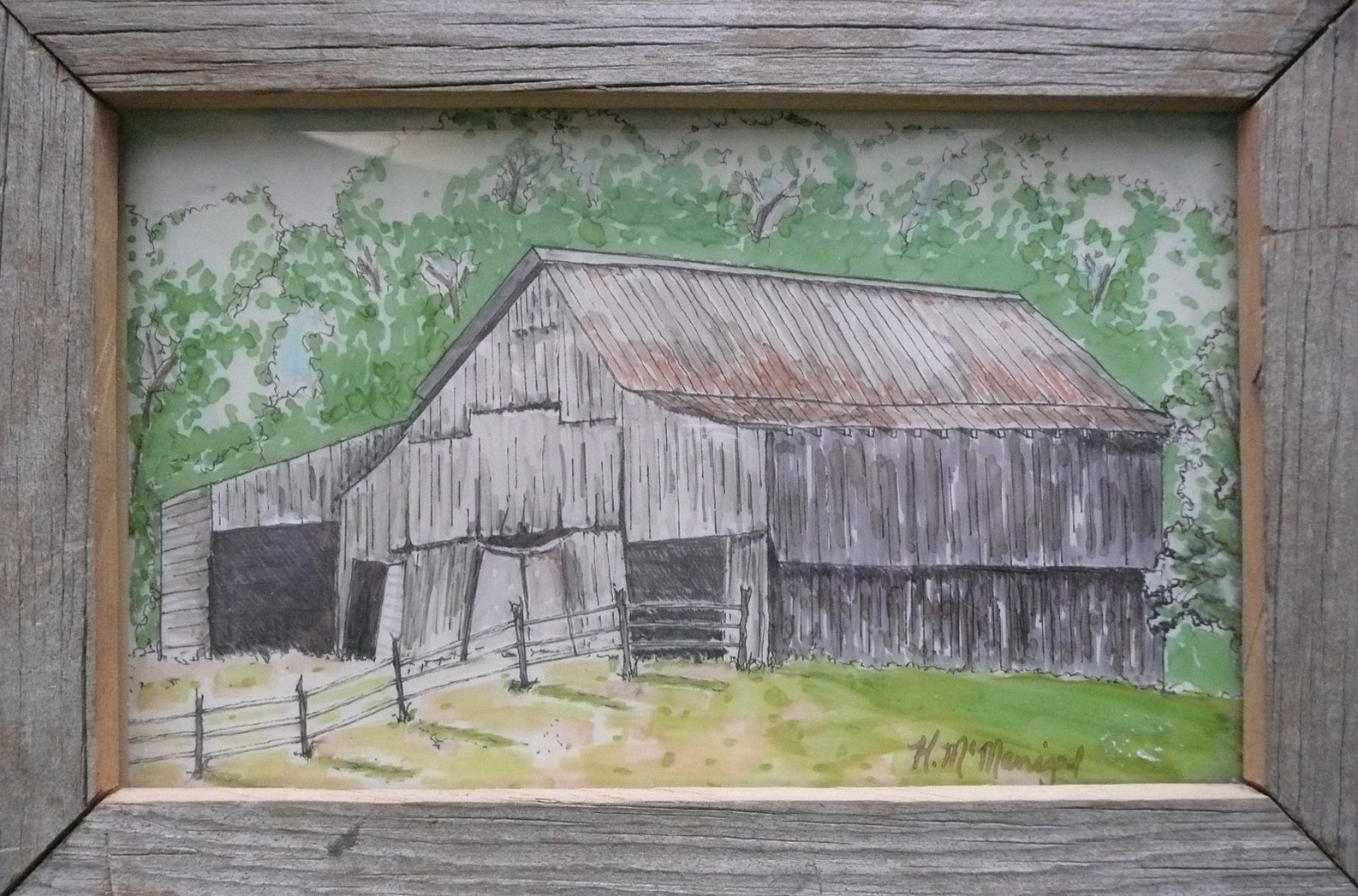 East Tennessee Barn