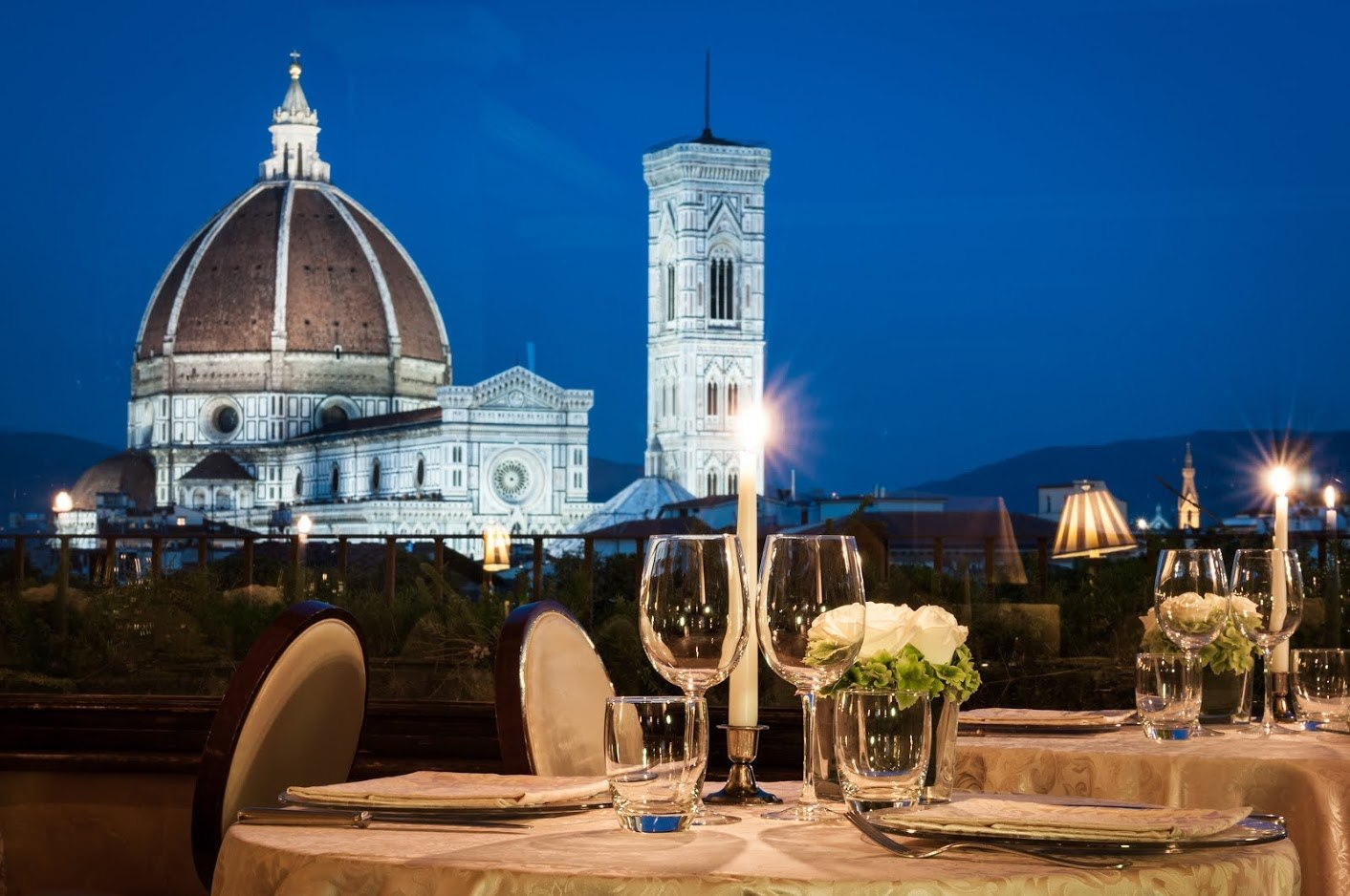 Terrazza Brunelleschi A 360º View Over Florence The Most