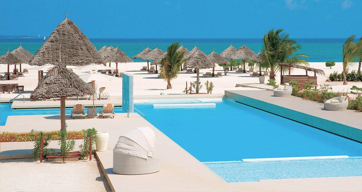 Gold Zanzibar Beach House & Spa (5*)
