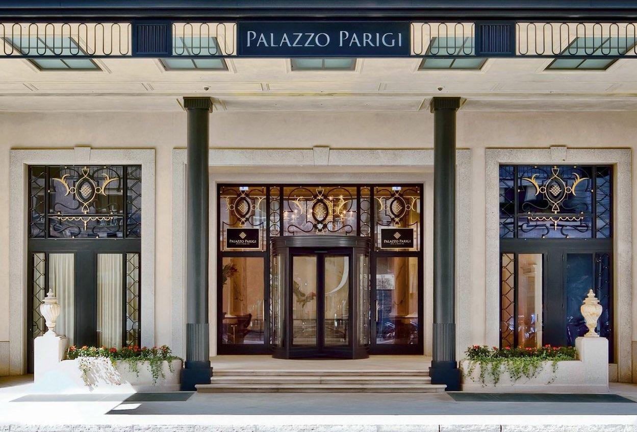 Palazzo Parigi Hotel & Grand Spa Views in Milan Duomo Entrance.jpg