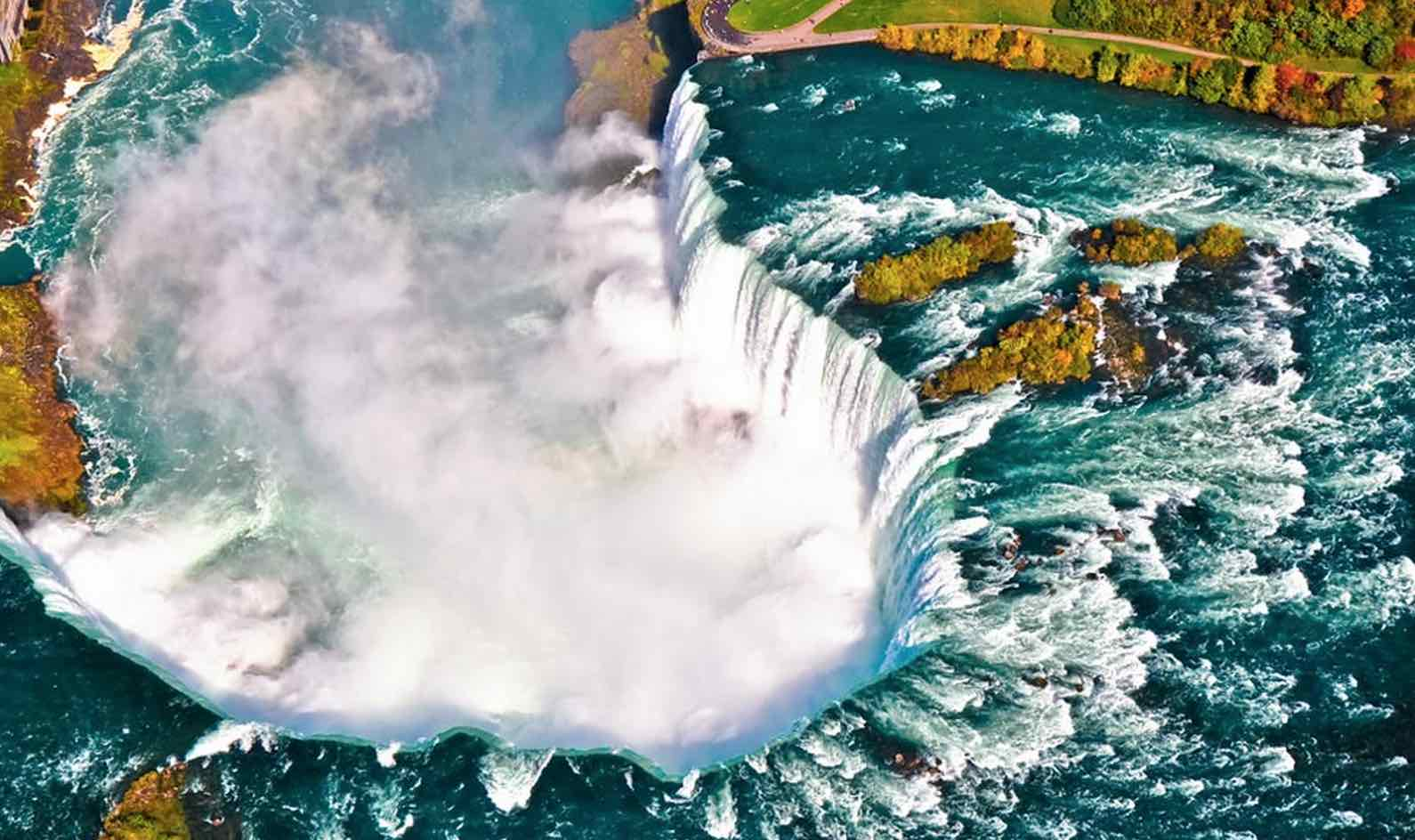 Niagara Falls Hotels With Best Falls View Canada Side The Most Perfect View