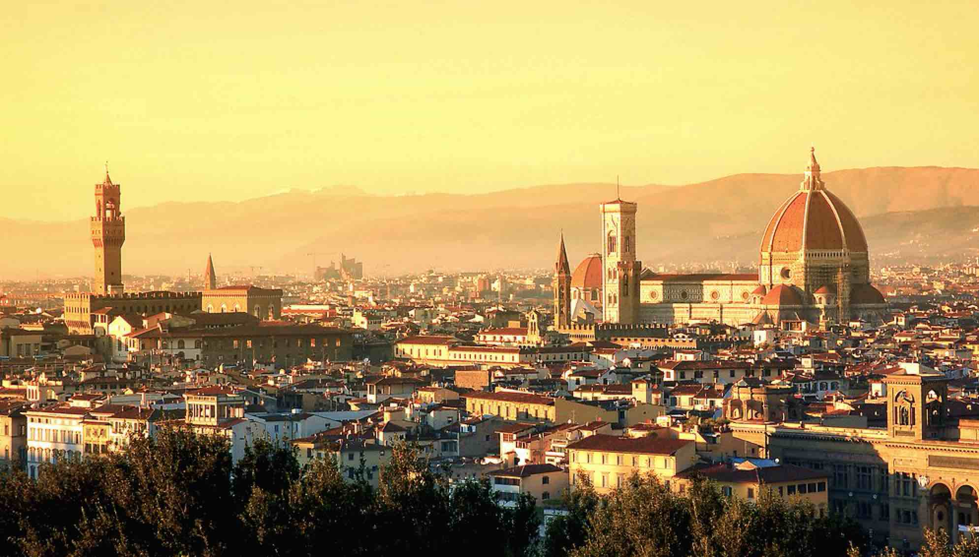 Best Florence Hotels With A View The Most Perfect View