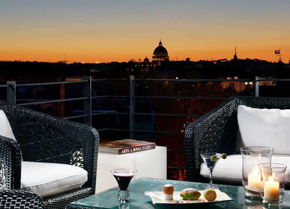 Best Hotels In Rome With A Perfect View The Most Perfect View