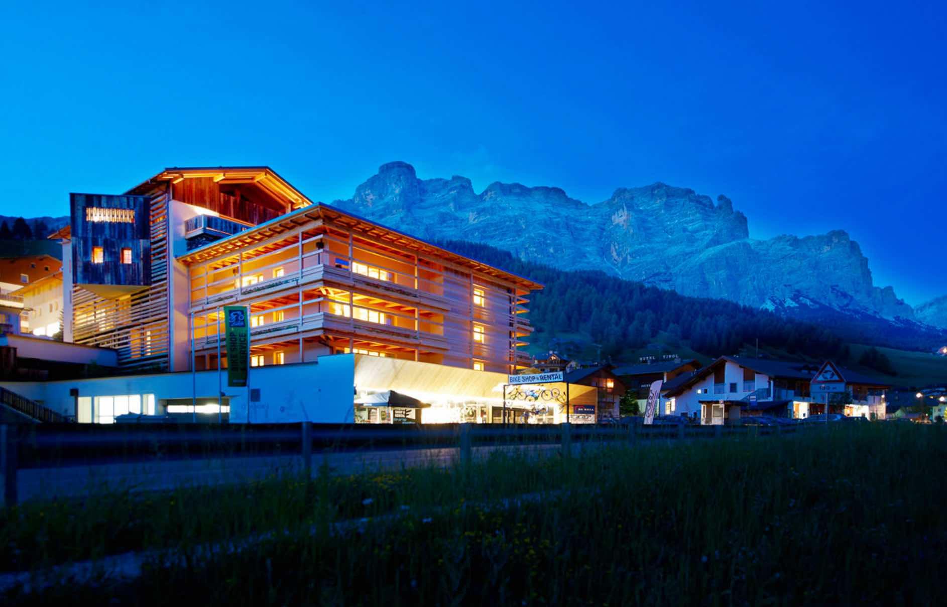 Lagació Mountain Residence - Hotels Dolomites Italy 1.jpg