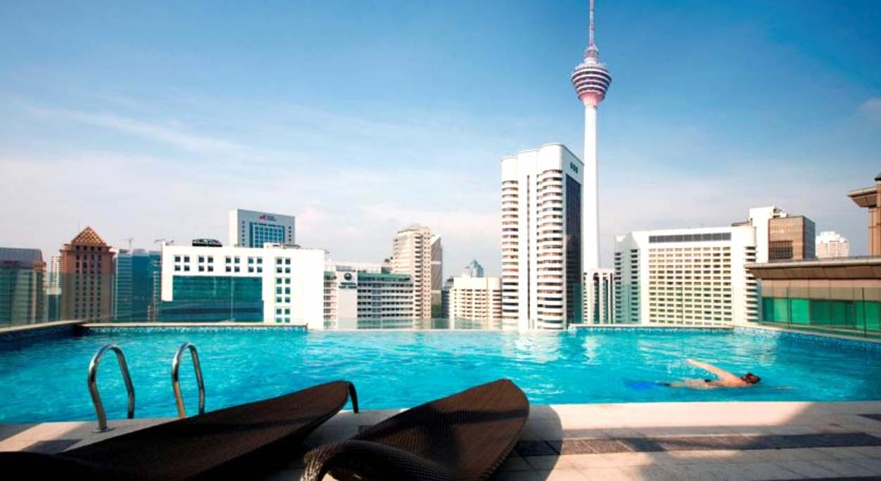Best Kuala Lumpur Hotels with a View — The Most Perfect View