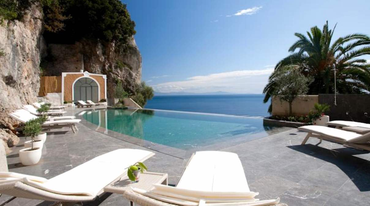 Best Amalfi Coast Hotels With A View The Most Perfect View