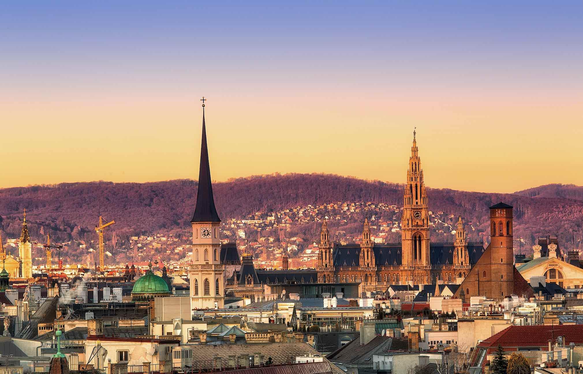 meet singles in vienna austria