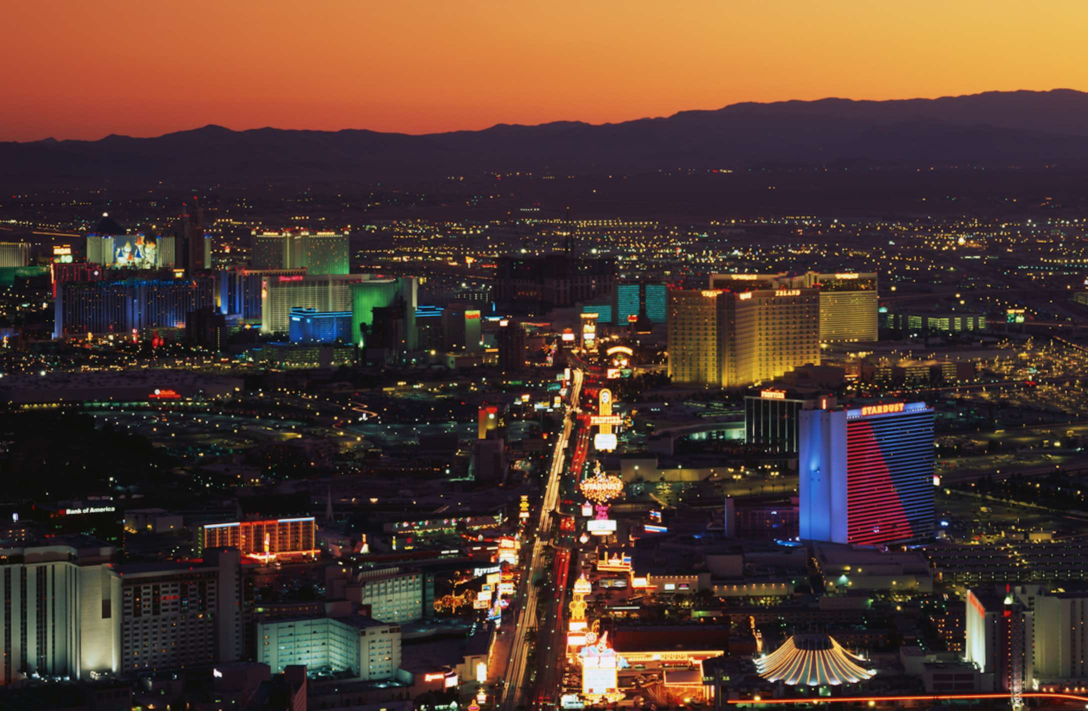 Las Vegas Hotels With Spectacular Strip Views The Most Perfect View