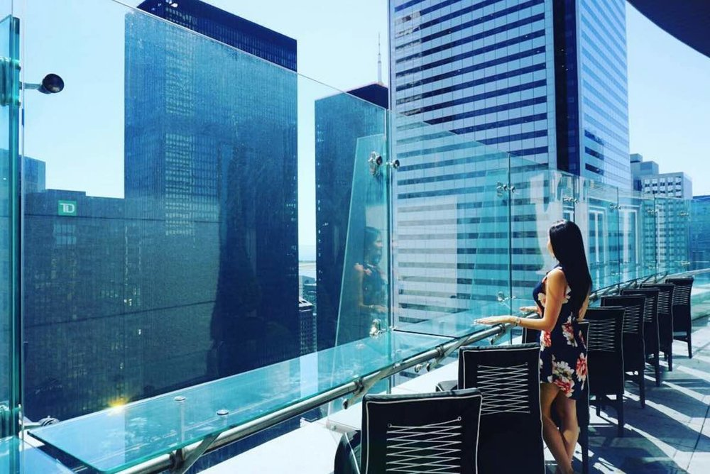Toronto Hotels With Insane Skyline Views The Most Perfect View