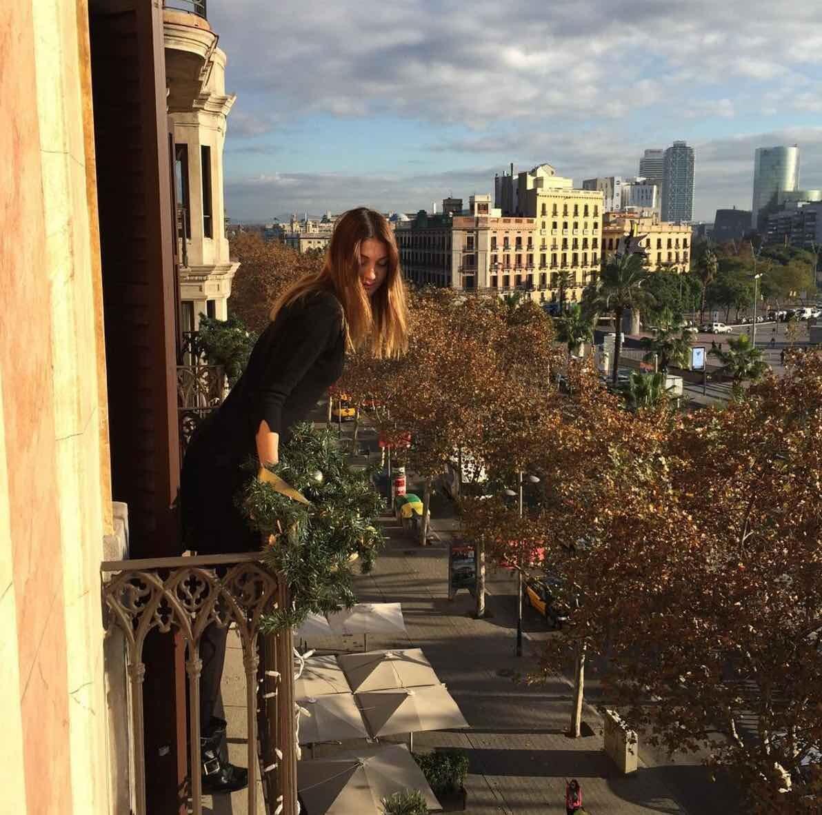 @maria_flordecorbcn in Barcelona