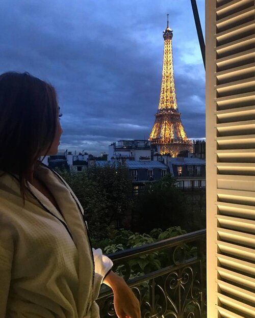 Paris Hotels With Stunning Eiffel Tower Views The Most