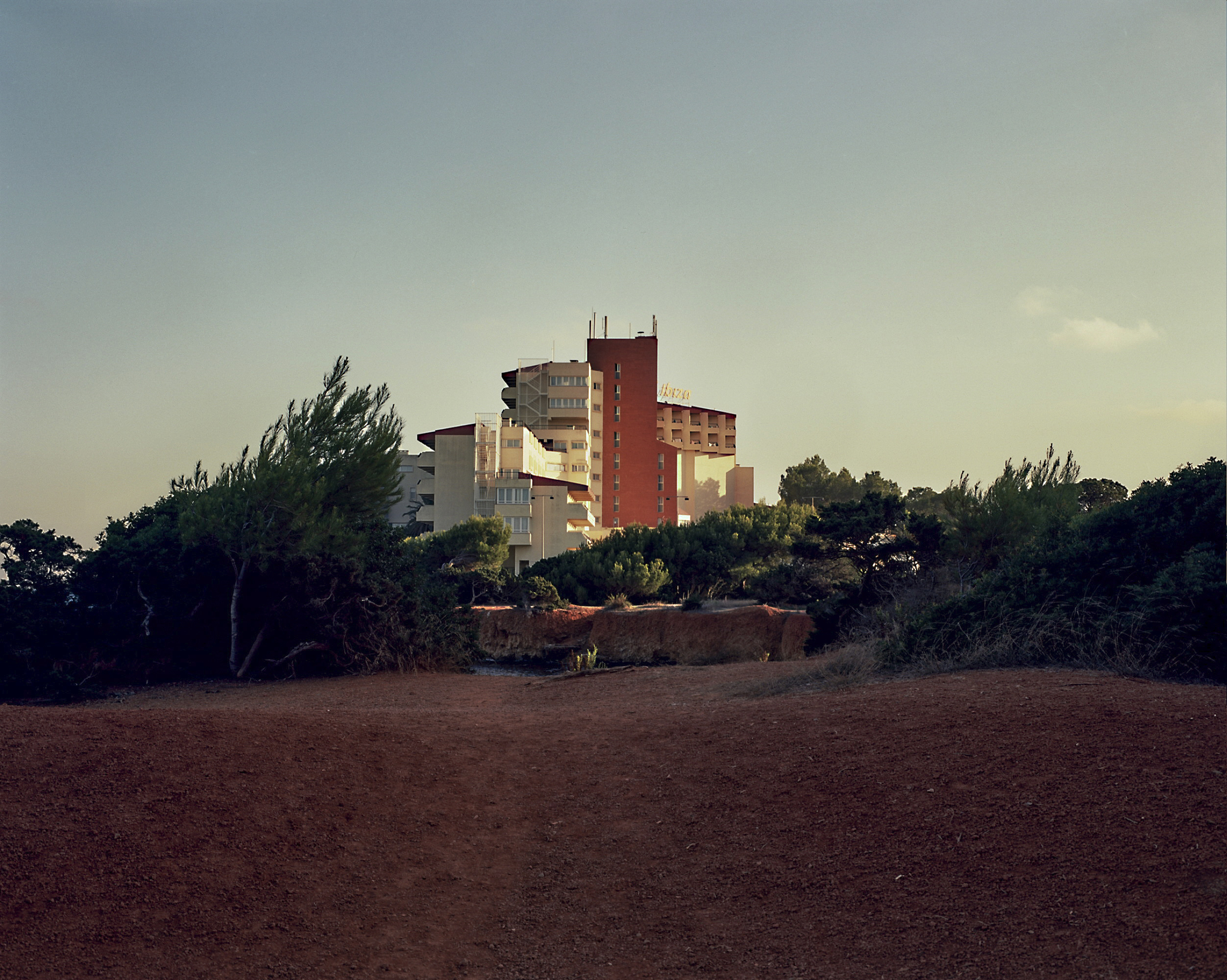 From series 'Foreign Spaces'
