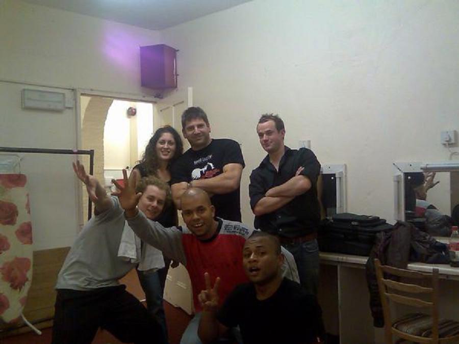 BreakBeats tour 2006 (company photo).jpg