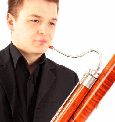 Bartosz Kwasecki (bassoon)