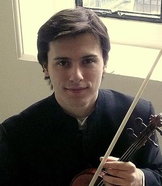 Javier Garcia Aranda (violin)
