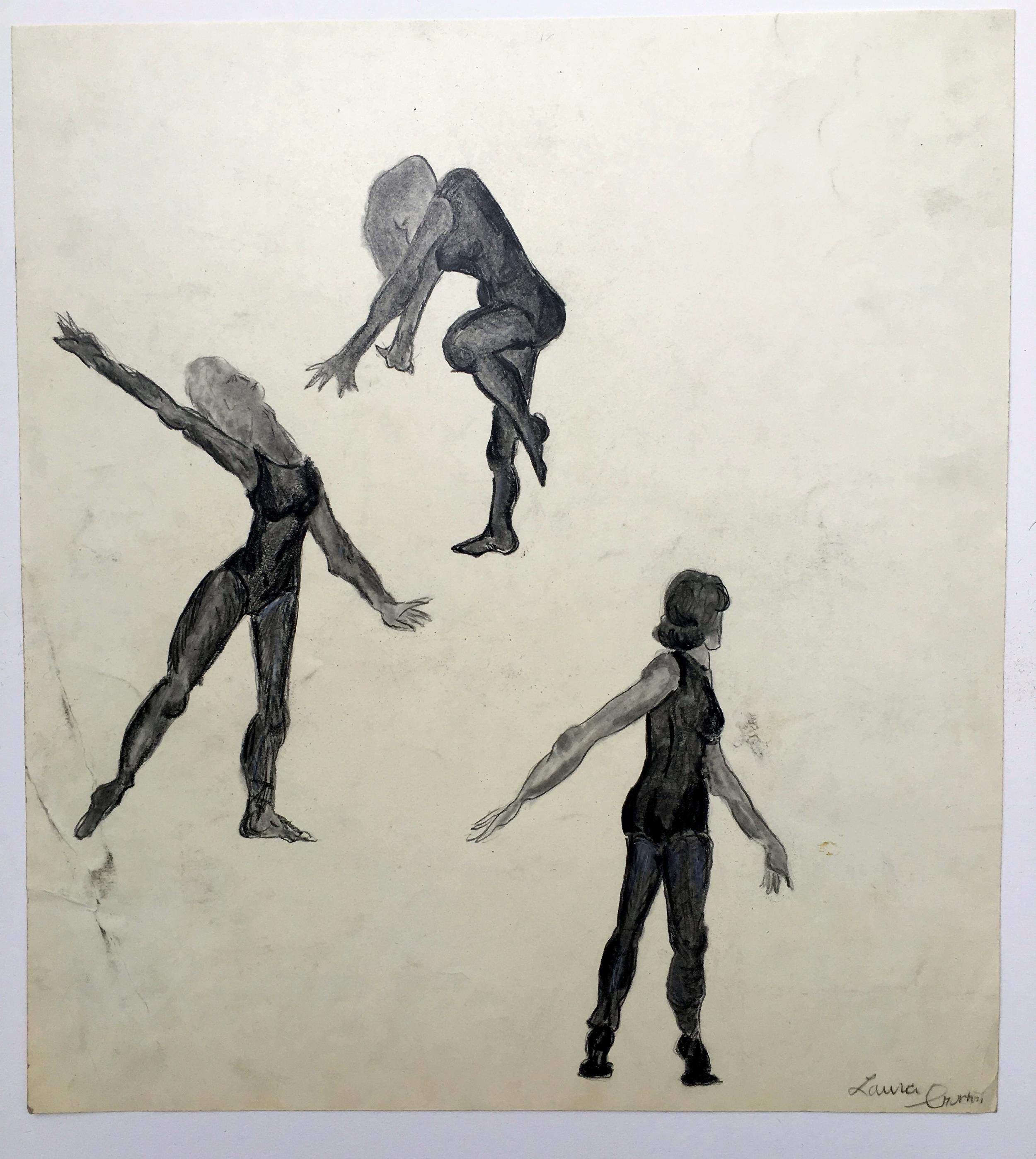 Gurton - Dance figures, pencil.jpg