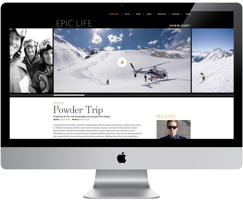EPIC LIFE Digital Magazine — Article Page