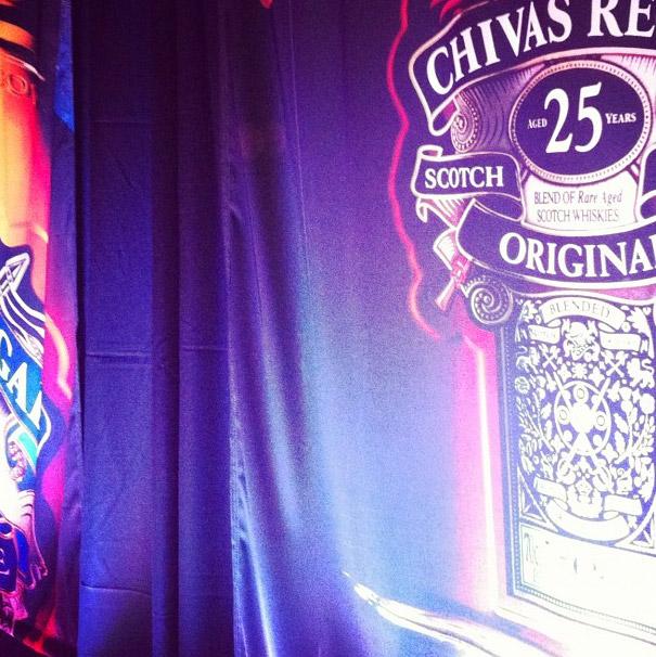 Chivas 1801 campaign finale at the Arcadian Court