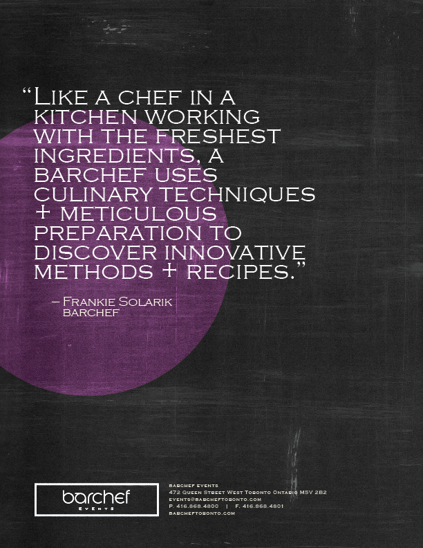 BarChef collateral