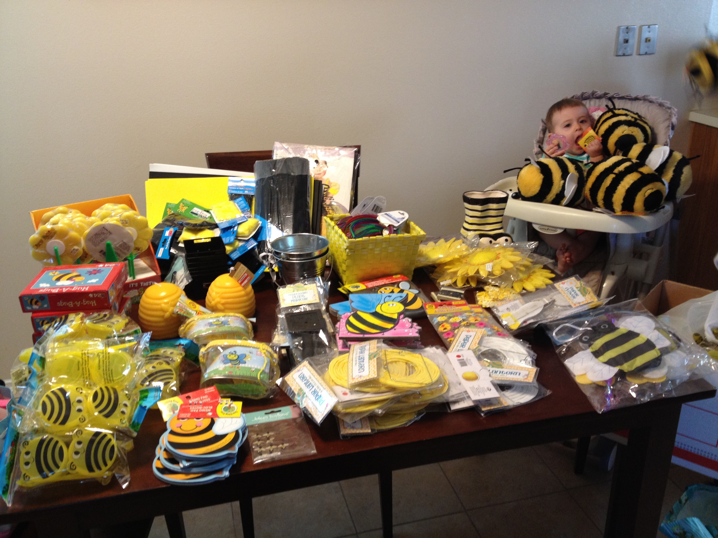 Fun to Bee One supplies
